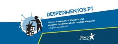 Bloco lança plataforma para denunciar os abusos laborais